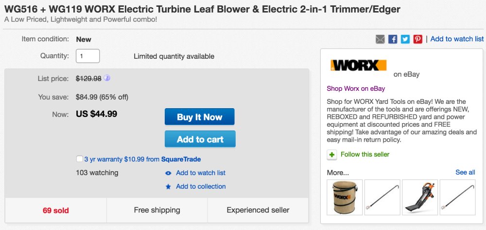 worx-ebay-blower-deal