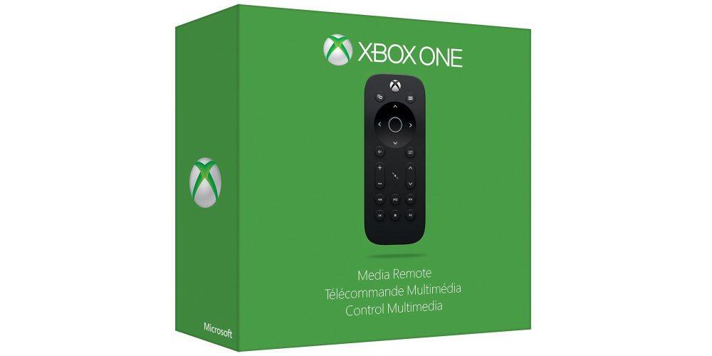 Xbox One Media Remote-2