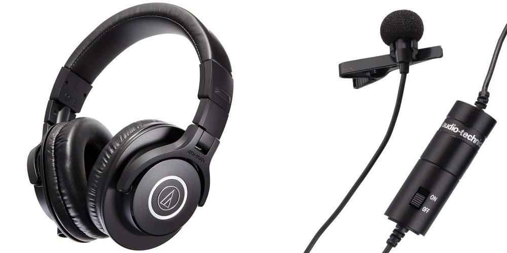 audio-technica-headphone-mic-bundle-deal