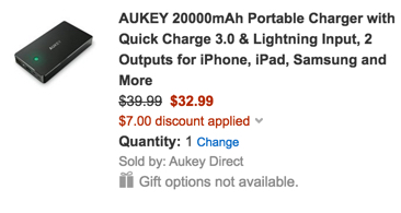 aukey-20000mah-portable-charger-with-quick-charge-3-0-lightning-input