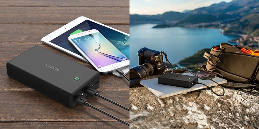 aukey-30000mah-portable-charger-with-lightning-input