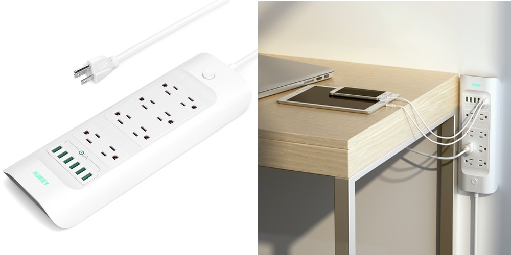 aukey-4320j-surge-protector-6-port-30w6a-usb-charger-with-8-outlets-power-strip