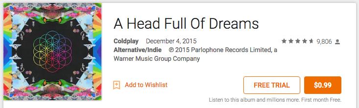 coldplay-head-full-dreams-google-play