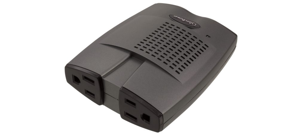 cyberpower-175w-power-inverter-with-usb-charging-port-and-2-ac-outlets