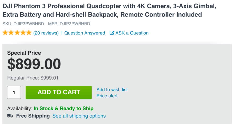 dji-adorama-phantom3-pro-bundle-deal