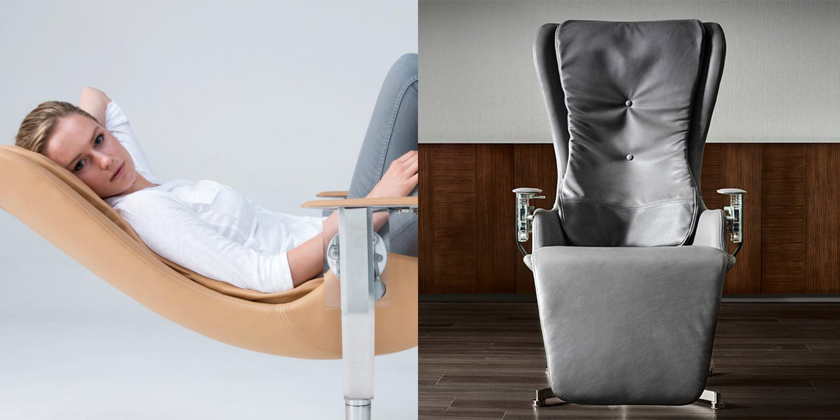 This Gesture Controlled Desk Chair Was Made To Accompany