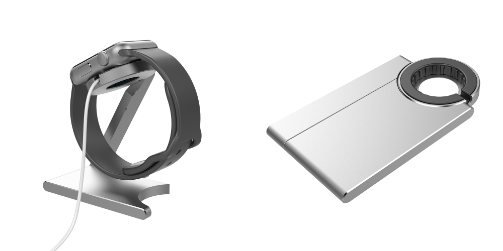 iclever foldable apple watch stand