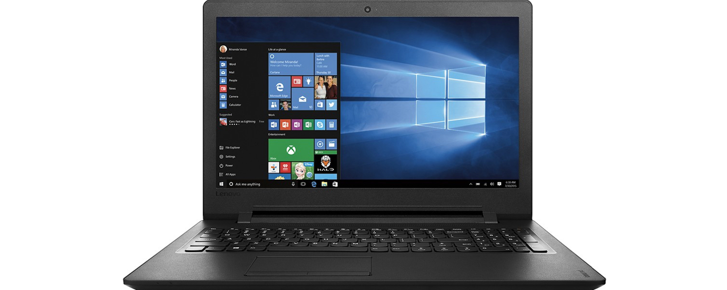 Lenovo - 15.6%22 Laptop - Intel Celeron - 4GB Memory - 500GB Hard Drive