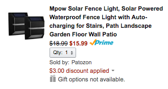mpow-solar-light-amazon-deal
