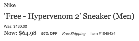 nike-free-venom-nordstrom-deal