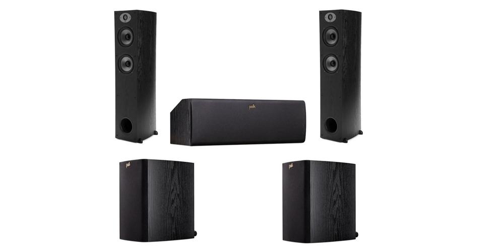 polk-audio-2x-tsx-330t-2-way-tower-blacktsx-150c-channelbookshelf-speakers