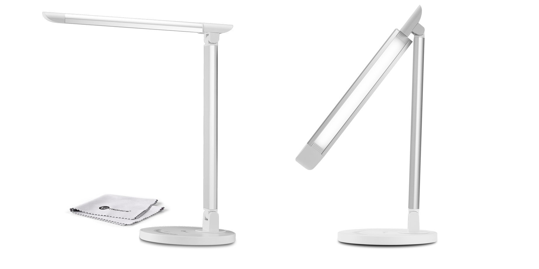 The Best Led Desk Lamps With Apple Friendly Designs Usb