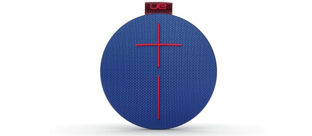 UE roll bluetooth speaker