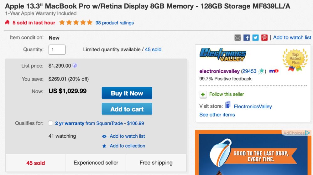 13-inch-macbook-pro-ebay-deal
