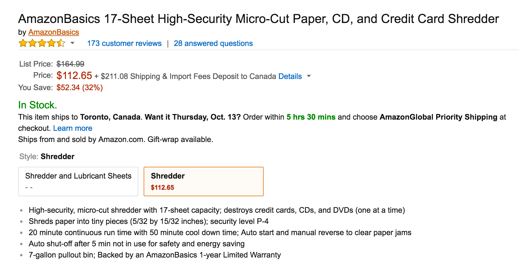amazonbasics-17-sheet-high-security-micro-cut-paper-cd-and-credit-card-shredder-2