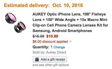 aukey-lenses