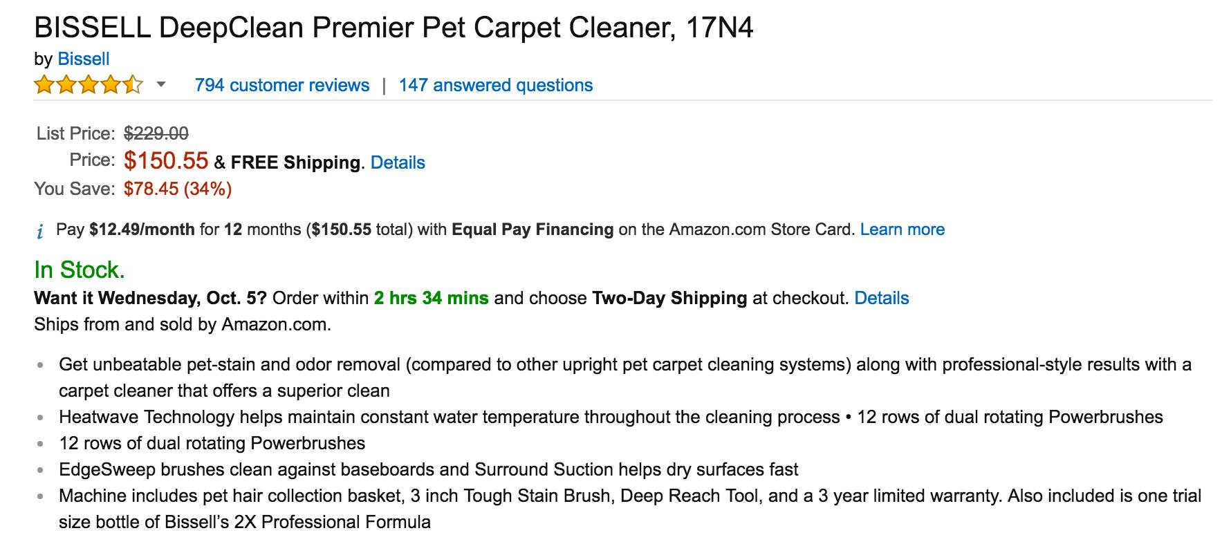 bissell-deepclean-premier-pet-carpet-cleaner-5