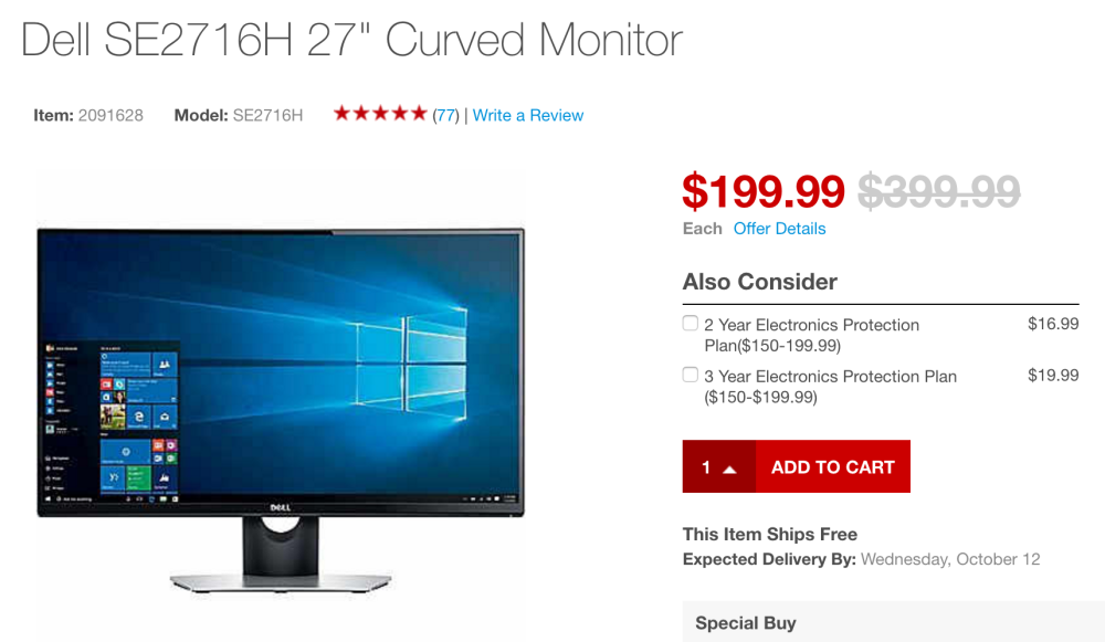 dell-curved-monitor-staples-deal