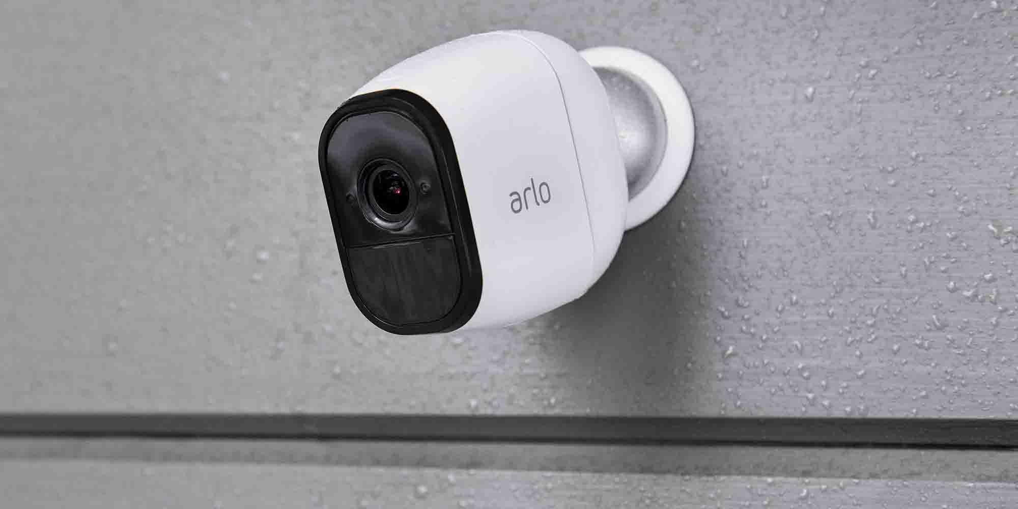Netgear S Arlo Pro Wireless Security Camera Has Insane