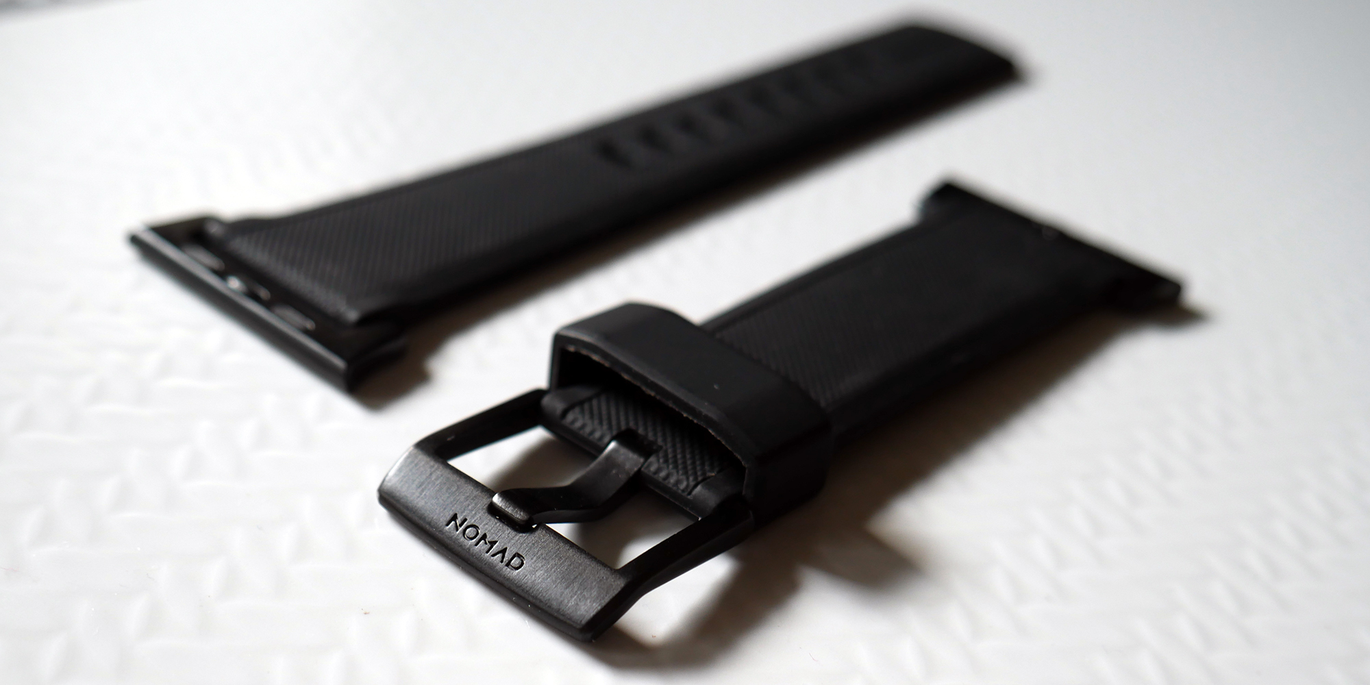 Nomad Rugged Sport Apple Watch Band
