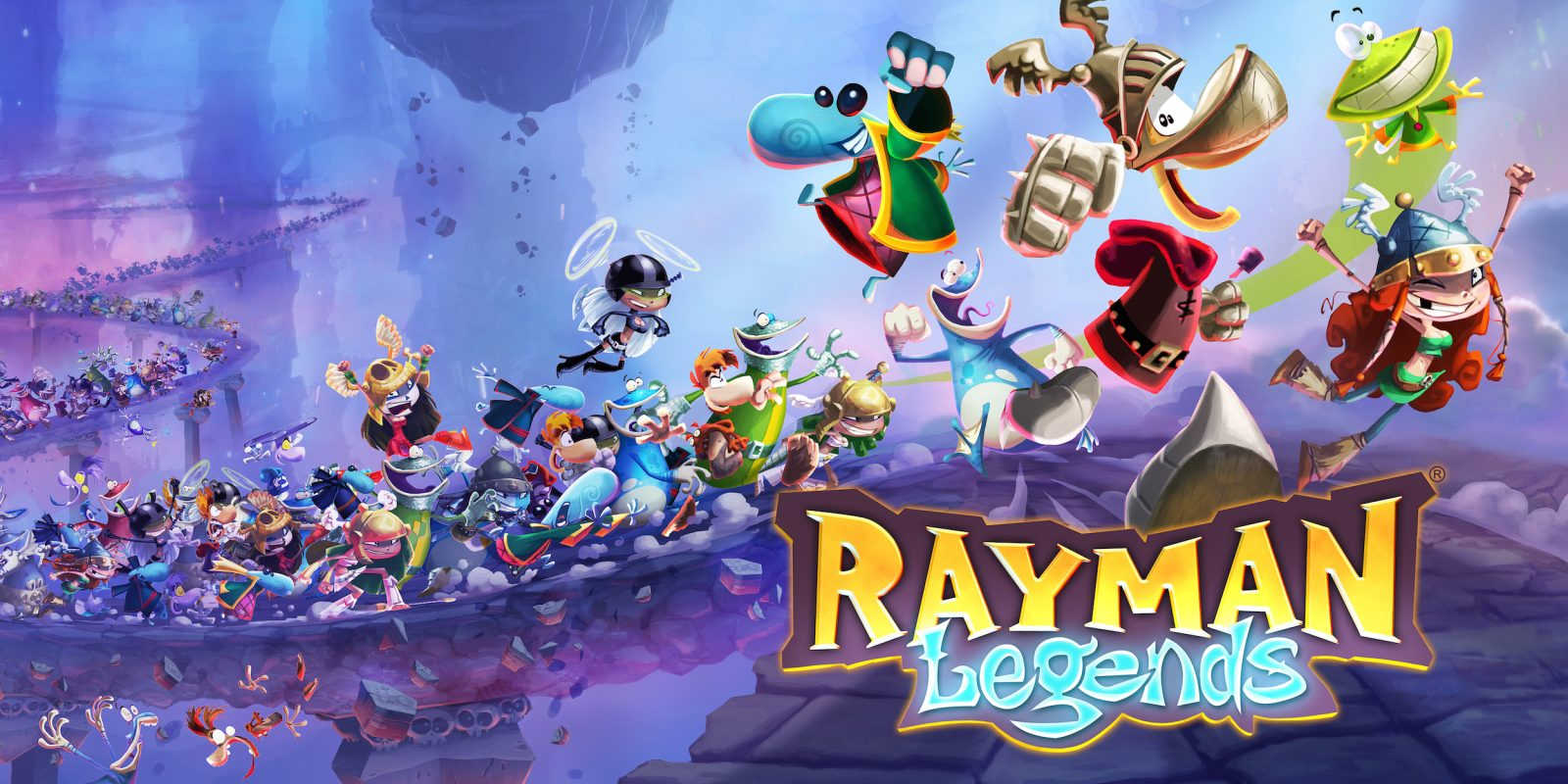 Today's Best Game Deals: Rayman Legends Definitive $20, Overcooked $5.50, more