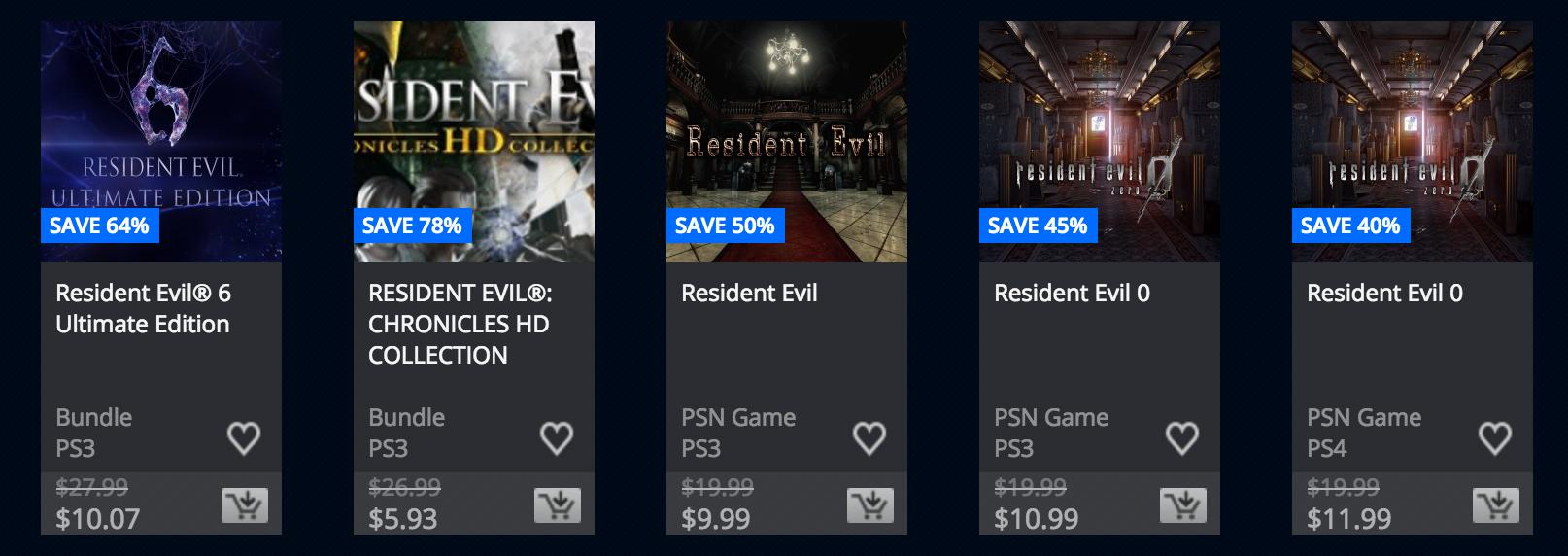 resident-evil-sale