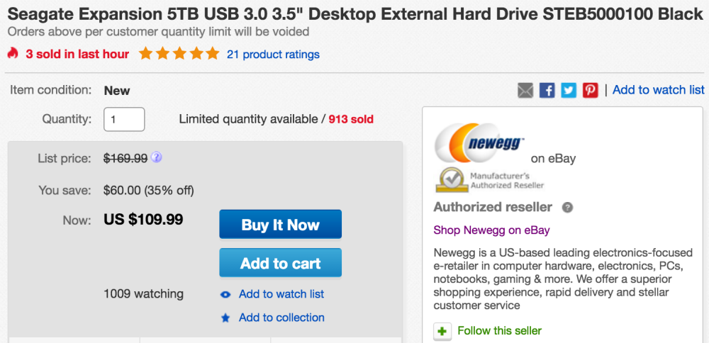 seagate-5tb-expansion-newegg-deal