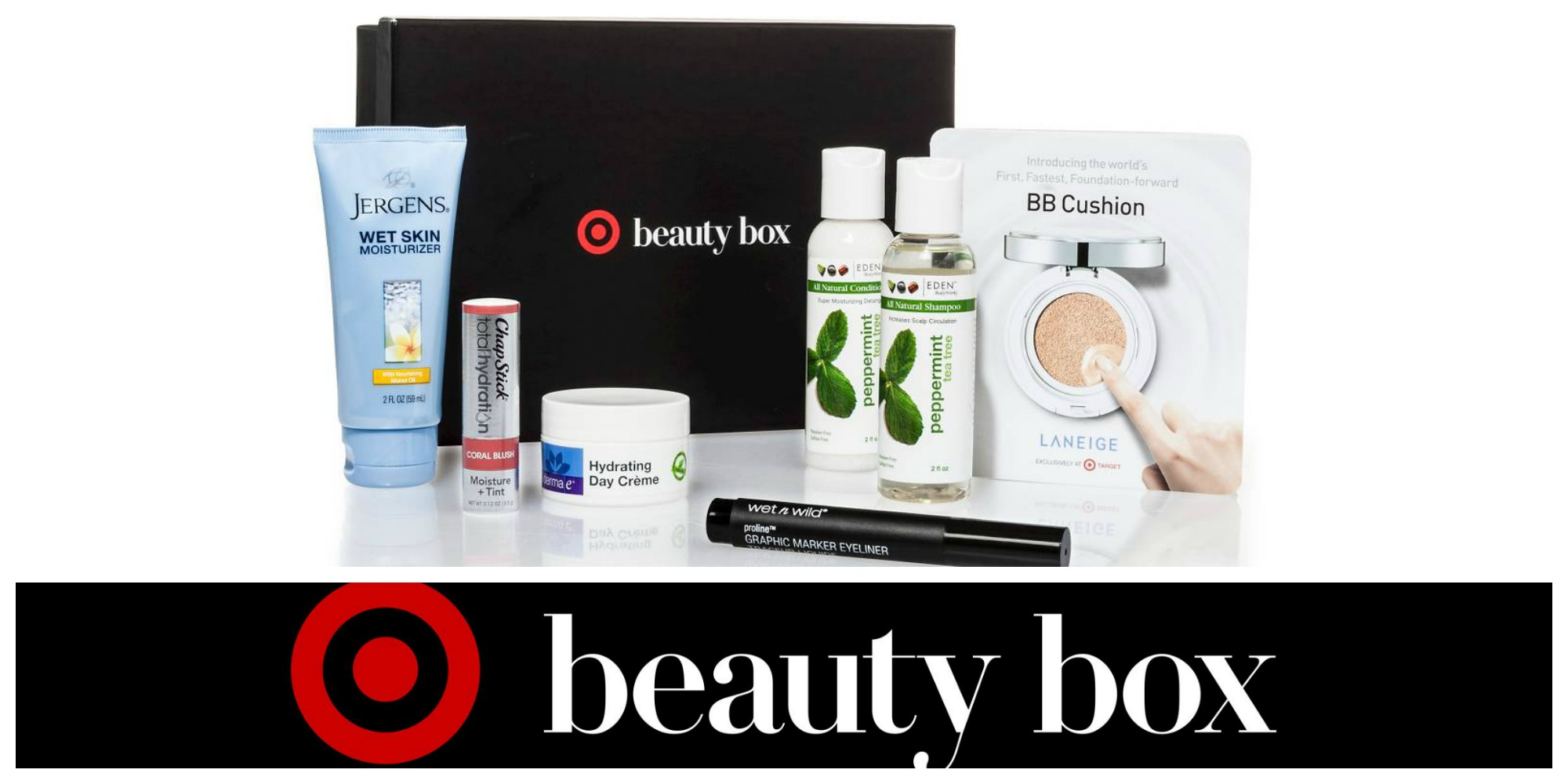 target-october-beauty-box