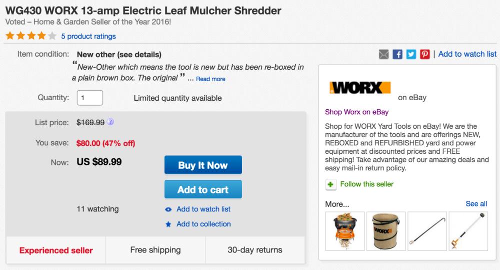 worx-electric-leaf-mulcher-deal