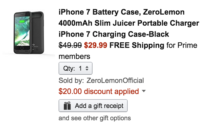 zerolemon-iphone-7-case-amazon-deal