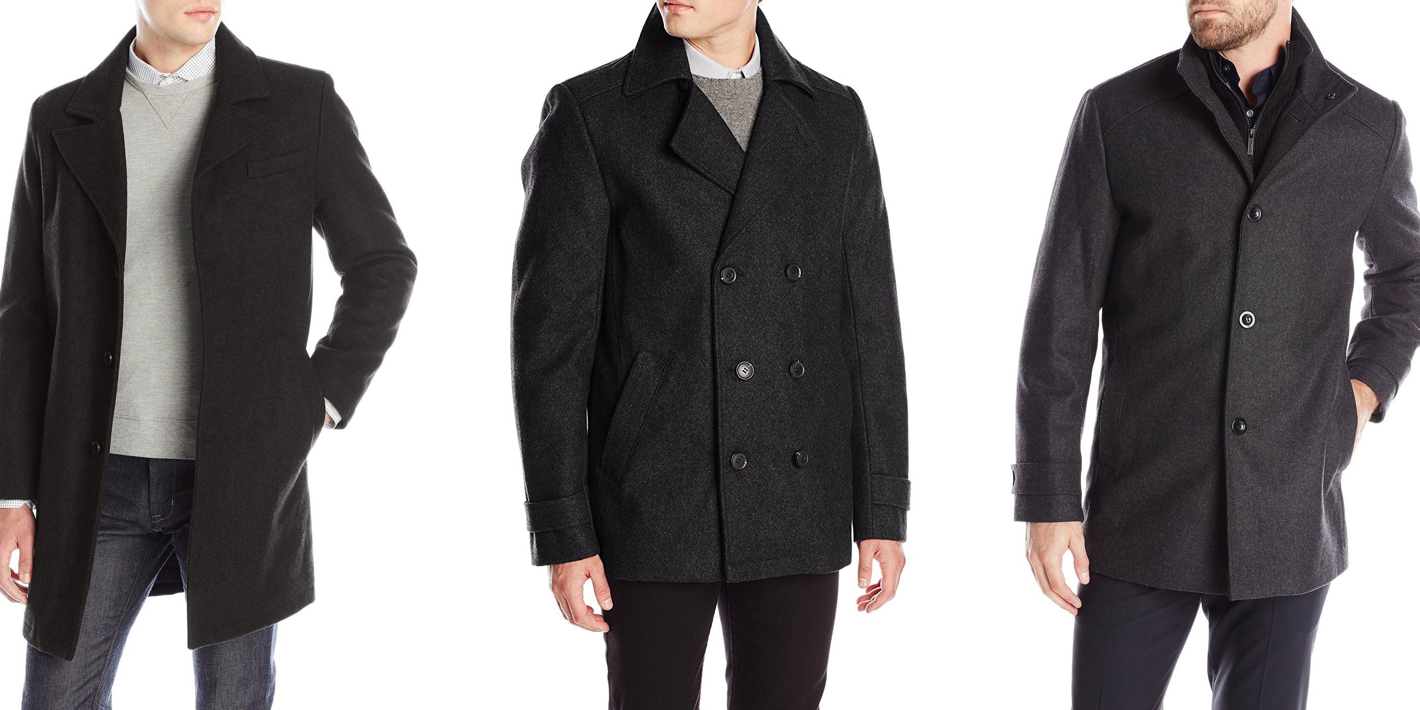 amazon-fashion-pea-coat-sale-calvin-klein