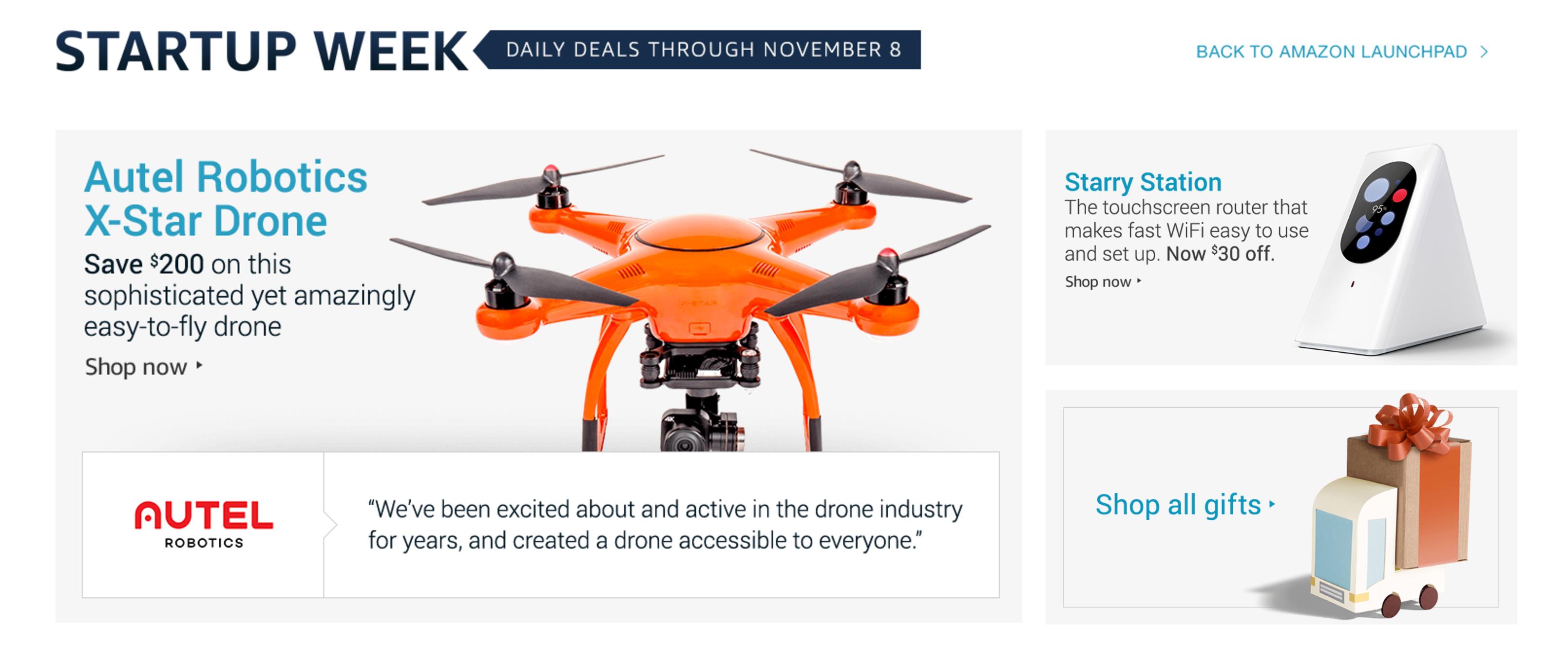 amazon-startup-week-sale