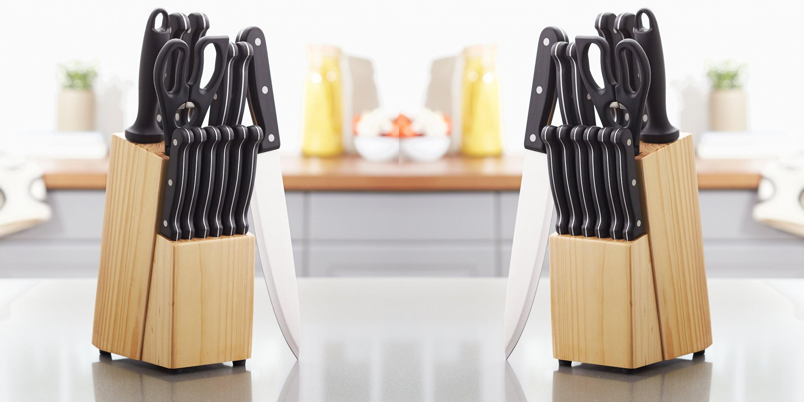 amazonbasics-14-piece-knife-set-with-block-5
