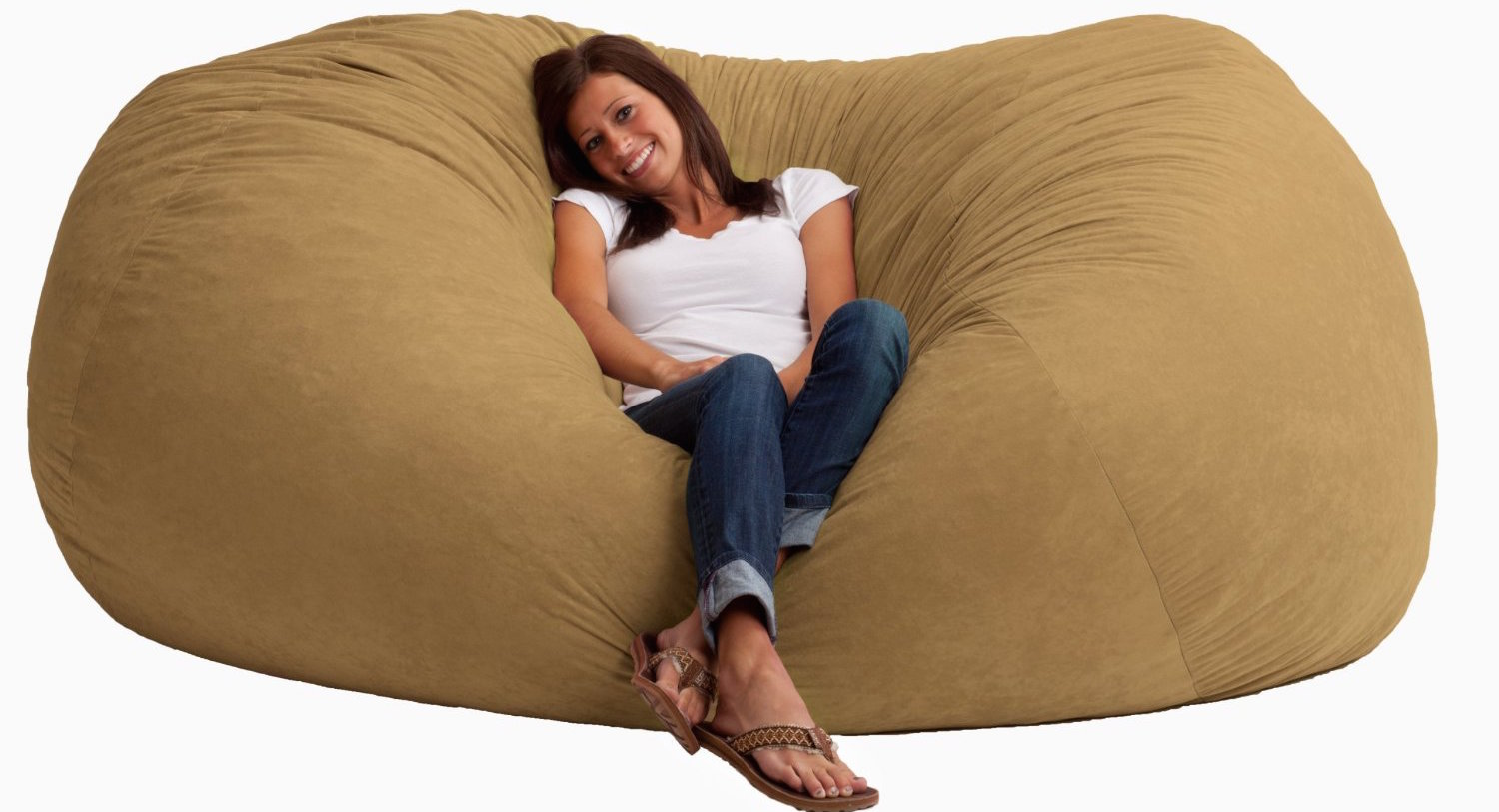 Awesome Its About Time You Had A Big Comfy Bean Bag Chair In Your Evergreenethics Interior Chair Design Evergreenethicsorg