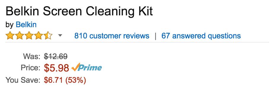 belkin-screen-cleaning-kit-amazon-deal