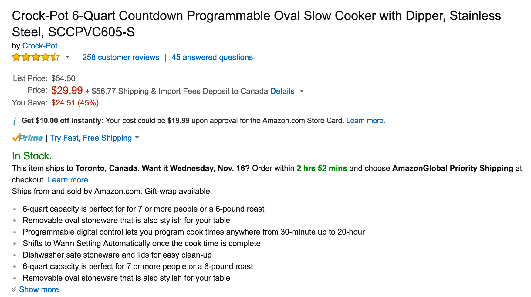 crock-pot-6-quart-countdown-oval-slow-cooker-with-dipper-in-stainless-steel-sccpvc605-s-2