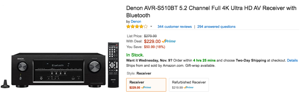 denon-avr-s510bt-av-receiver-amazon