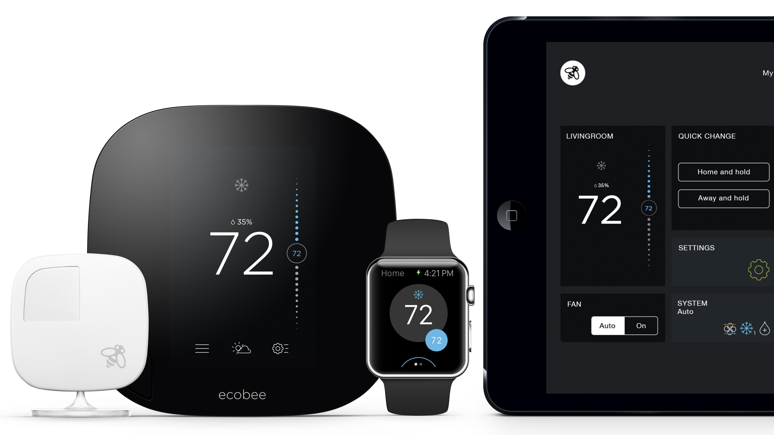 Ecobee3 Smart Wi