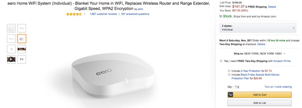 eero-wifi-individual-amazon-sale