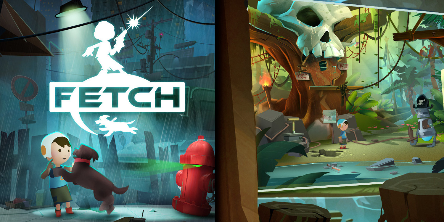 Arcade-adventure game Fetch on iOS drops down to just $1 (Reg. $7 ...
