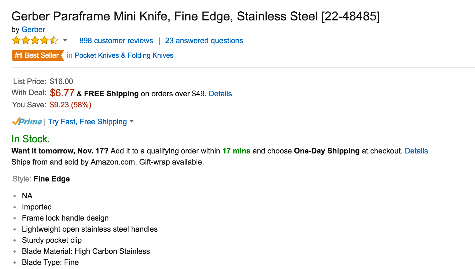 gerber-paraframe-mini-knife-fine-edge-2