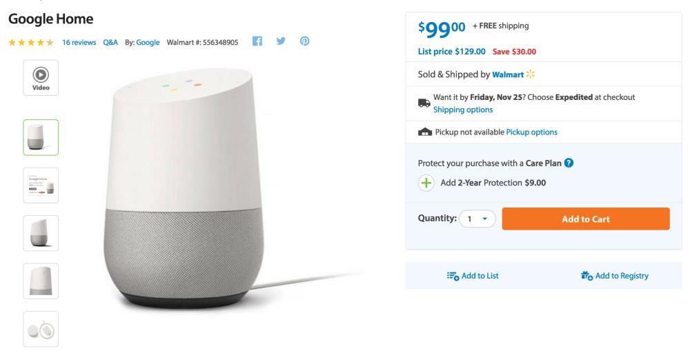 google-home-walmart-deal