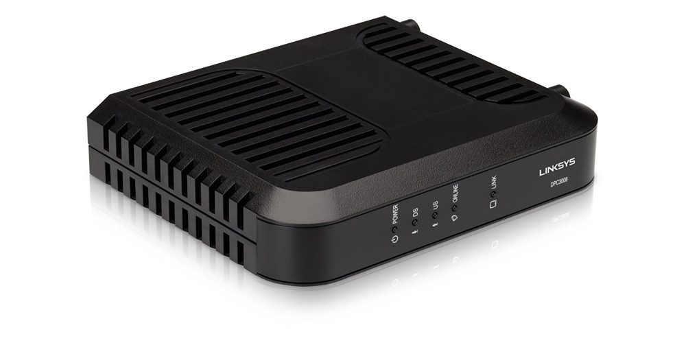 linksys-cable-modem-deal