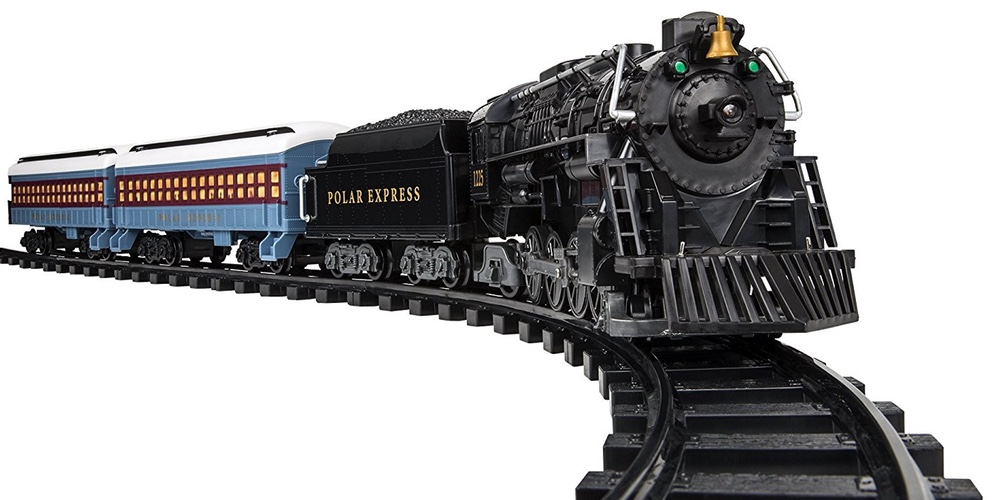 Lionel Polar Express Train Set is a best-seller at $60 (Reg ...