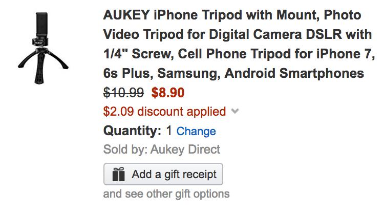 aukey-tripod