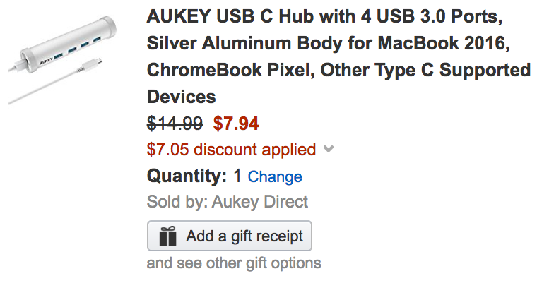 aukey-usb-c-hub-with-4-usb-3-0-ports-amazon