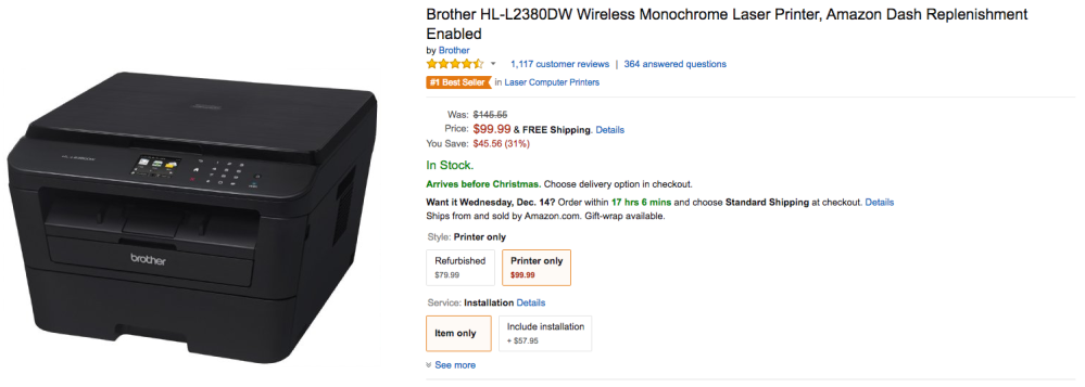 brother-wireless-monochrome-printer-amazon
