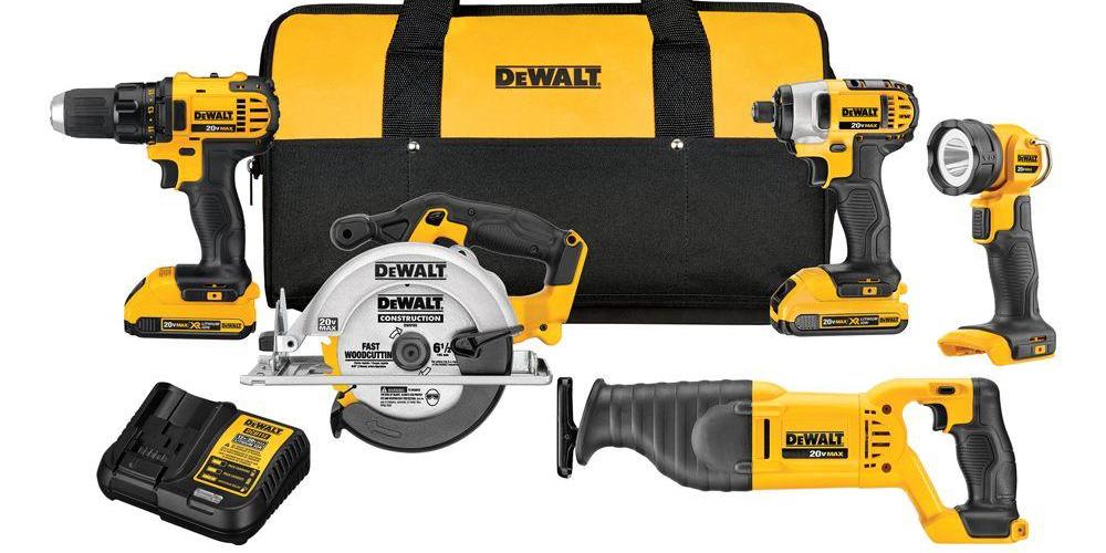 dewalt-20-volt-max-lithium-ion-4-tool-combo-kit
