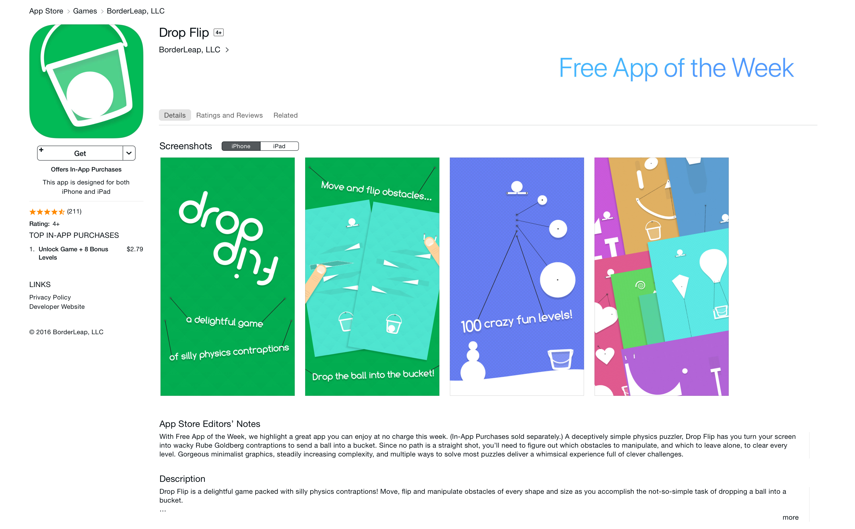 drop-flip-dree-app-of-the-week