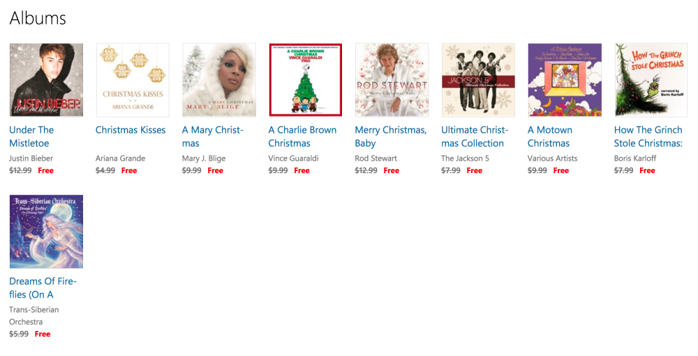 holiday-mp3-album-deals